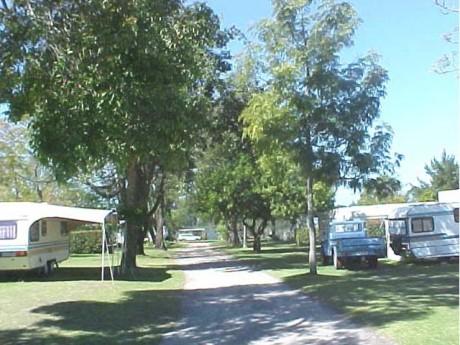 george caravan park