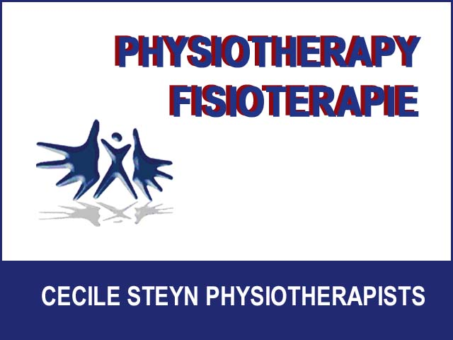cecile steyn physiotherapist