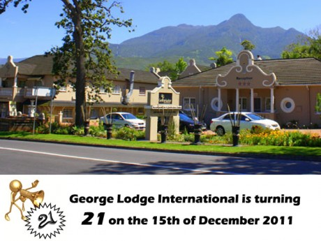 george lodge international turns 21