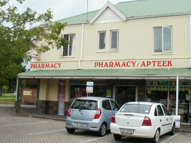 Geneva Pharmacy George