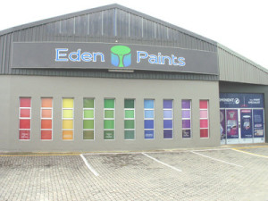 Eden Paints