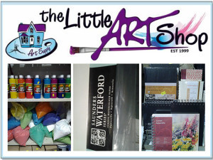 New Art Supplies Available in George