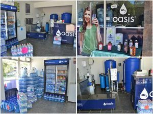 Oasis Water Geneva Centre in George
