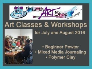 Art Classes in George