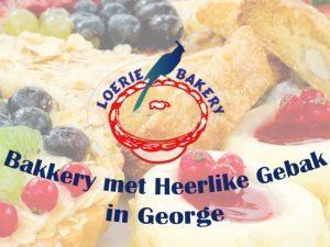 Bakkery met Heerlike Gebak in George