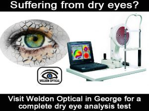 Dry Eye Analysis Test in George