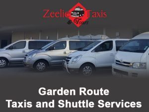 Garden Route Taxis and Shuttle Services