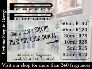 Perfume at the Perfect Price in George
