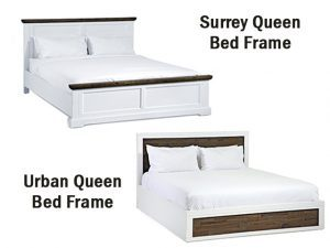 Specials on Solid Wood Bed Frames from FurniT