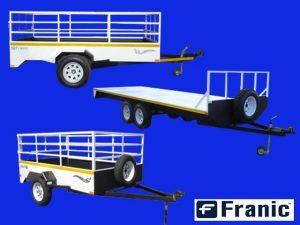 New Premises for Franic Trailer Rentals and Sales in George