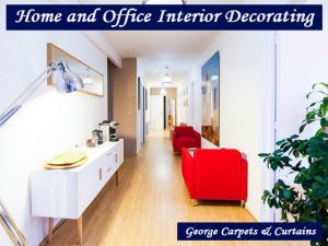 Professional and Experienced Interior Decorating Services in George