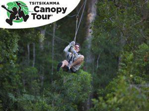 Tsitsikamma Canopy Tour Winter Special