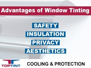 Window Tinting for Homes and Businesses in George