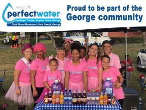 Perfect Water is Part of the George Community