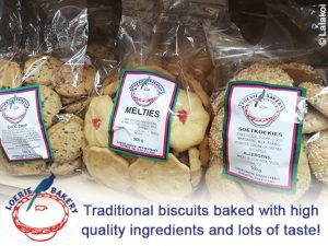 Delicious Biscuits from Bakery in George