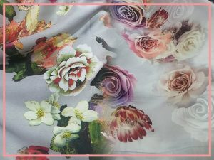 Beautiful Summer Fabrics at Fabric World in George