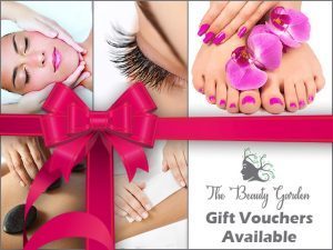 Beauty Salon Gift Vouchers in George