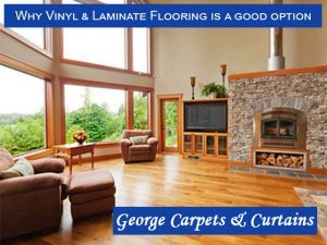 Vinyl and Laminate Flooring Installation in the Garden Route