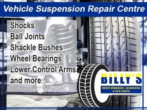 Vehicle Suspension Repair Service in George