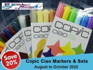 Copic Ciao Special in George