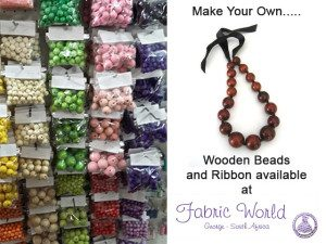 Wooden Beads For Sale in George