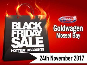 Goldwagen Black Friday Sale Mossel Bay