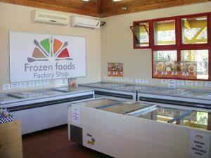 Frozen Foods Factory Shop Lockdown Trading Hours