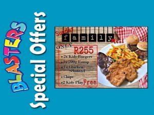 Restaurant Specials Mossel Bay