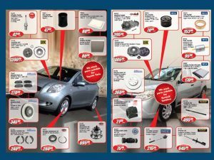 Vehicle Replacement Parts on Special in Mossel Bay